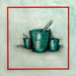 The Craft Painting - Buckets